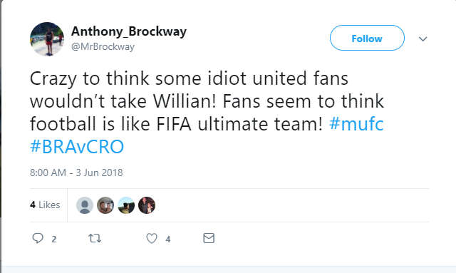 Fan Man United khao khát sao Brazil 28.8 triệu bảng - Bóng Đá