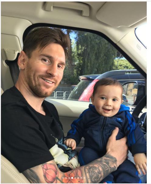 Messi nhận lời chúc mừng sinh nhật từ người phụ nữ hạnh phúc nhất thế giới - Bóng Đá