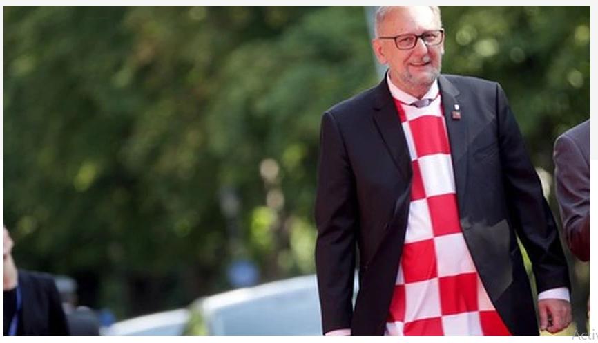 Nội các Croatia đích thân chúc mừng đội bóng - Bóng Đá