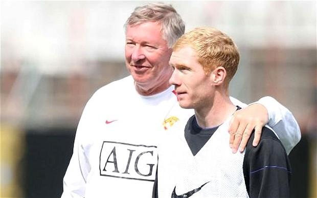 Sir Alex, hãy cho Man United mượn linh hồn của chàng Paul có được không? - Bóng Đá