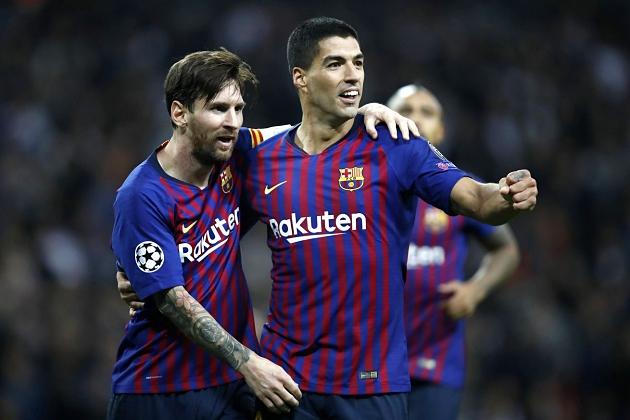 Mạo hiểm với Messi và Suarez, Barca sẽ phải trả giá trước Man Utd - Bóng Đá
