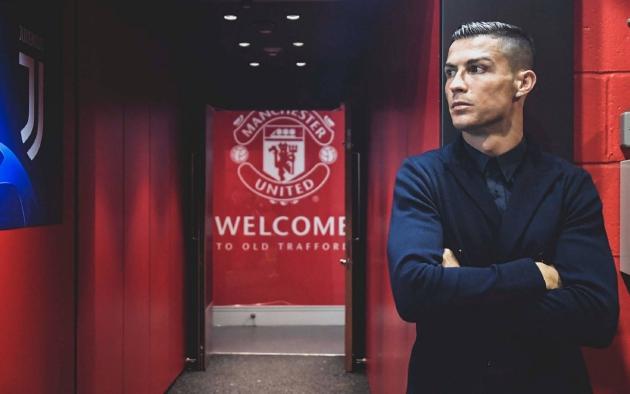 Ronaldo tái hợp Man Utd, tại sao không? - Bóng Đá
