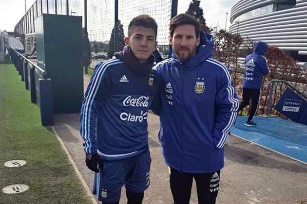 Man City ký với Messi mới Thiago Almada - Bóng Đá