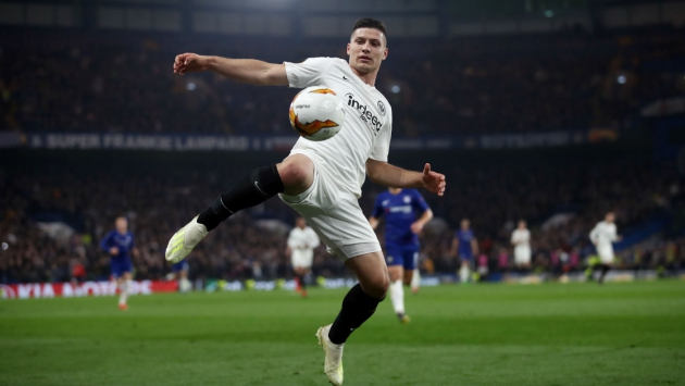 Tottenham giành Luka Jovic với Real - Bóng Đá