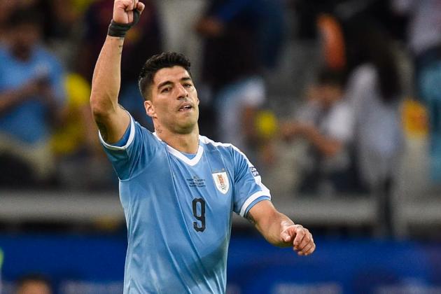 Luis Suarez says he lost three kilograms before Copa America - Bóng Đá