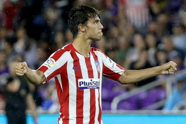 The speedy adaptation of Atletico Madrid's new signings Atletico Madrid Their eight new arrivals are fitting in - Bóng Đá