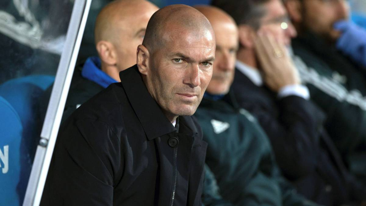 Zidane is losing his magic touch - Bóng Đá
