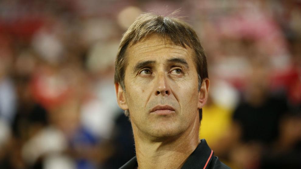Lopetegui: Sevilla were in the game until the end - Bóng Đá