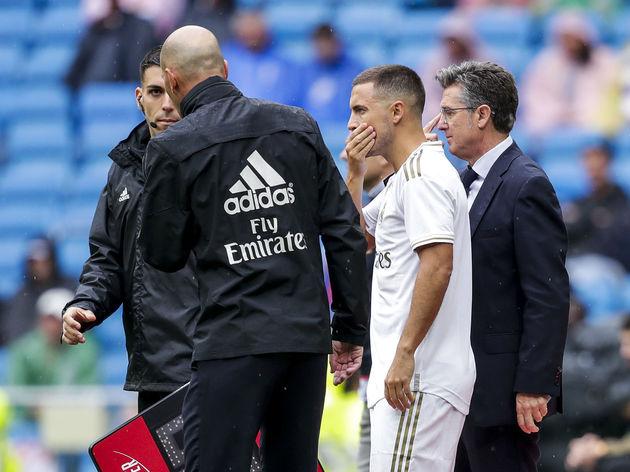 3 lý do khiến HLV Zidane vẫn tin tưởng vào khả năng toả sáng của Hazard  - Bóng Đá
