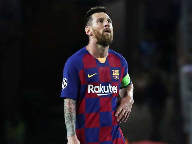 Tebas: Messi was treated unfairly, I don't read all the contracts at LaLiga either - Bóng Đá