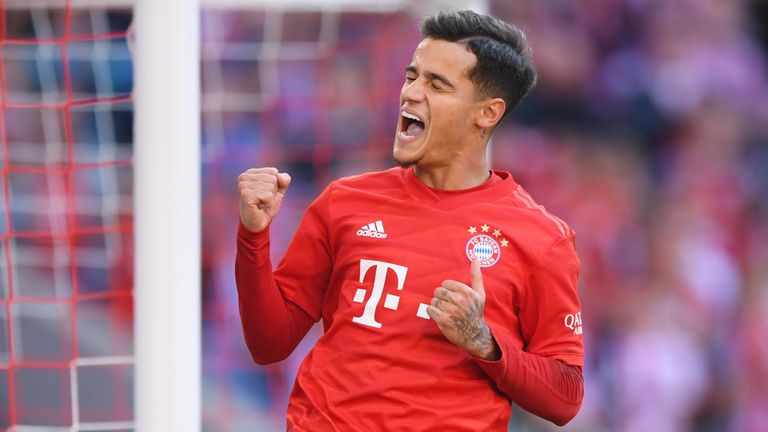 Bayern Munich will not pay the £105m required to make Philippe Coutinho's loan move from Barcelona - Bóng Đá