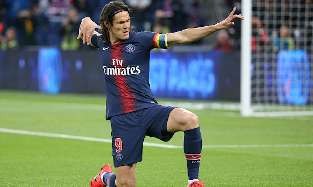 Atletico Madrid 'ready to battle Manchester United and Juventus for signature of PSG star Edinson Cavani' - Bóng Đá