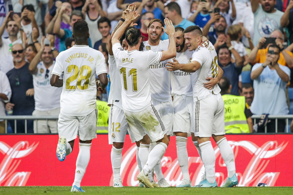 Real Madrid announce squad for La Liga match against Mallorca, Hazard not included - Bóng Đá