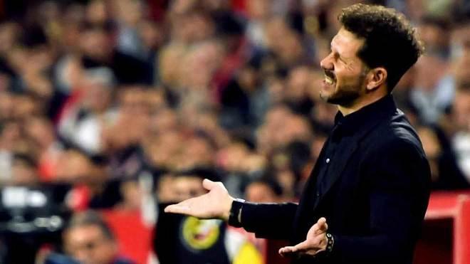 Atletico retain hope of league success despite dropping 15 points in nine matches - Bóng Đá