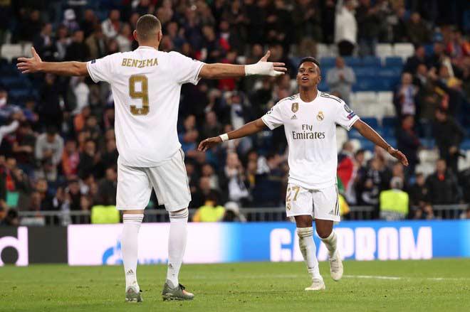Real Madrid: Fans react to Karim Benzema's 50th Champions League goal - Bóng Đá