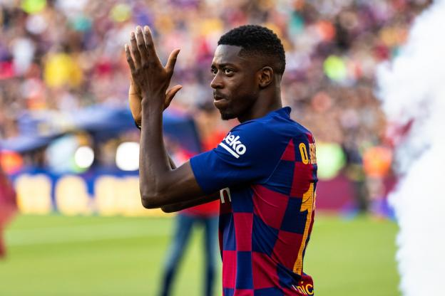 Manchester City Eyeing A Move For This Barcelona Winger: What Will He Add To Guardiola's Side? - Bóng Đá
