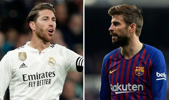 Gerard Pique Backs New Clasico Date, Sergio Ramos Bemoans Extra Barcelona Rest - Bóng Đá