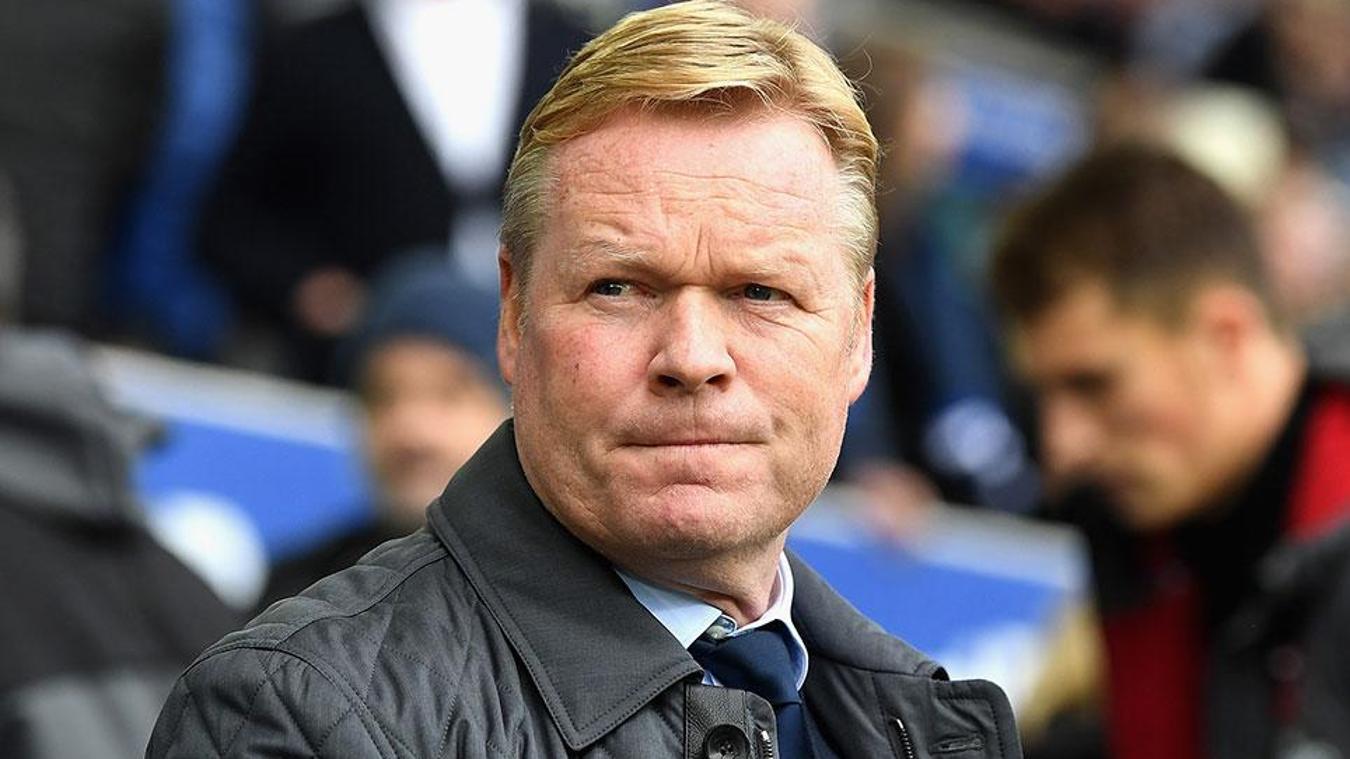 Everton: Fans laugh at Ronald Koeman's links to Barcelona - Bóng Đá