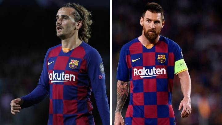 'It will come with time': Barcelona need to be patient for Lionel Messi and Antoine Griezmann's relationship to grow, according to Clement Lenglet - Bóng Đá