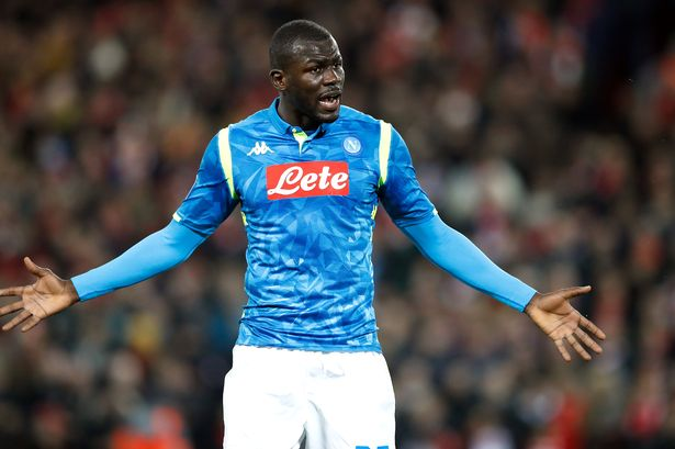 Man Utd determined to beat Chelsea and Real Madrid to £90m Kalidou Koulibaly transfer - Bóng Đá