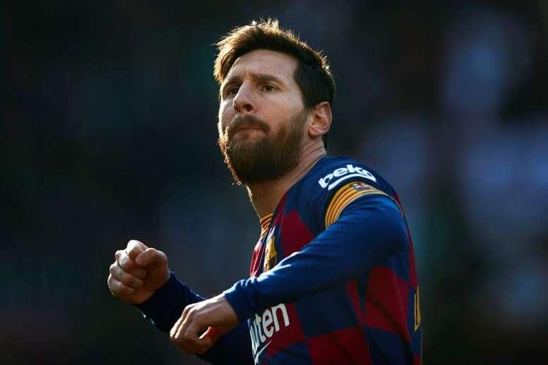 Messi, el azulgrana con más Clásicos - Bóng Đá