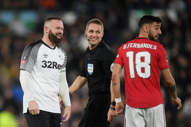 Wayne Rooney 'compares Man Utd star Bruno Fernandes to Paul Scholes' - Bóng Đá