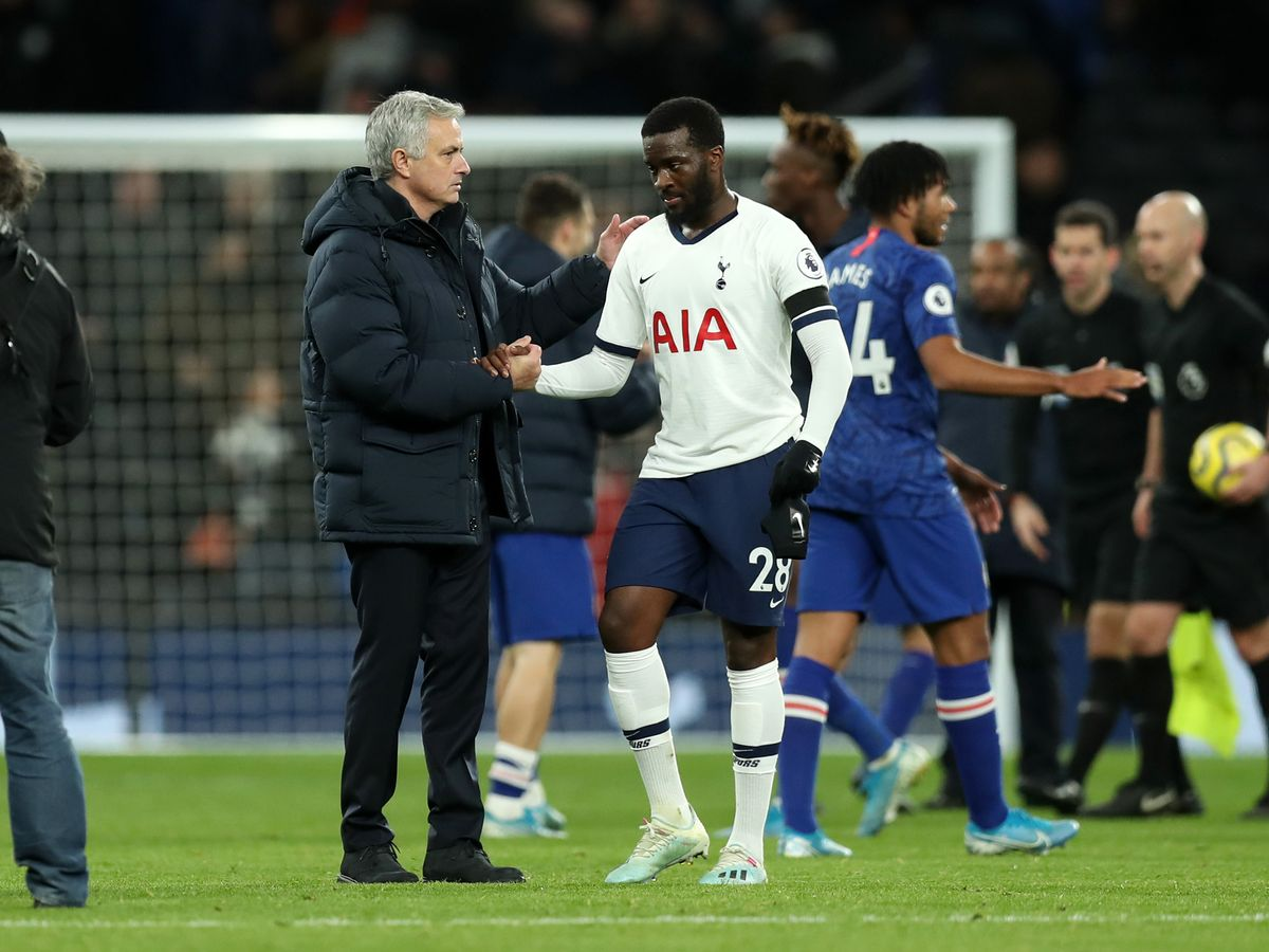 Daniel Levy tells Tottenham fans exactly what Jose Mourinho wants amid Tanguy Ndombele setback - Bóng Đá
