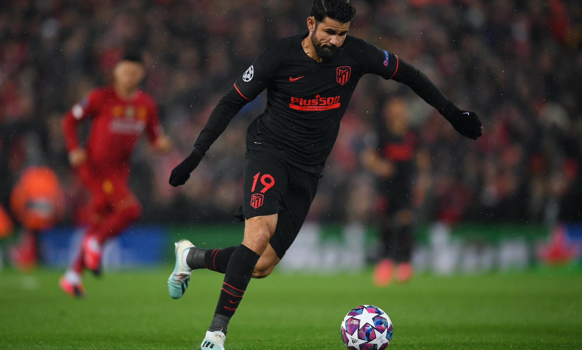El factor Costa en el Atlético - Bóng Đá