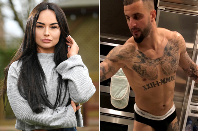 Kyle Walker faces £240,000 fine after sex party with two escorts during coronavirus lockdown    - Bóng Đá