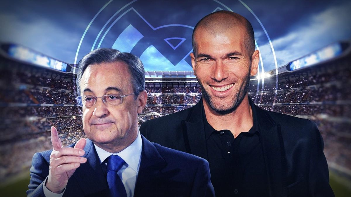 The super Real Madrid project that Florentino Perez is planning for 2022 - Bóng Đá