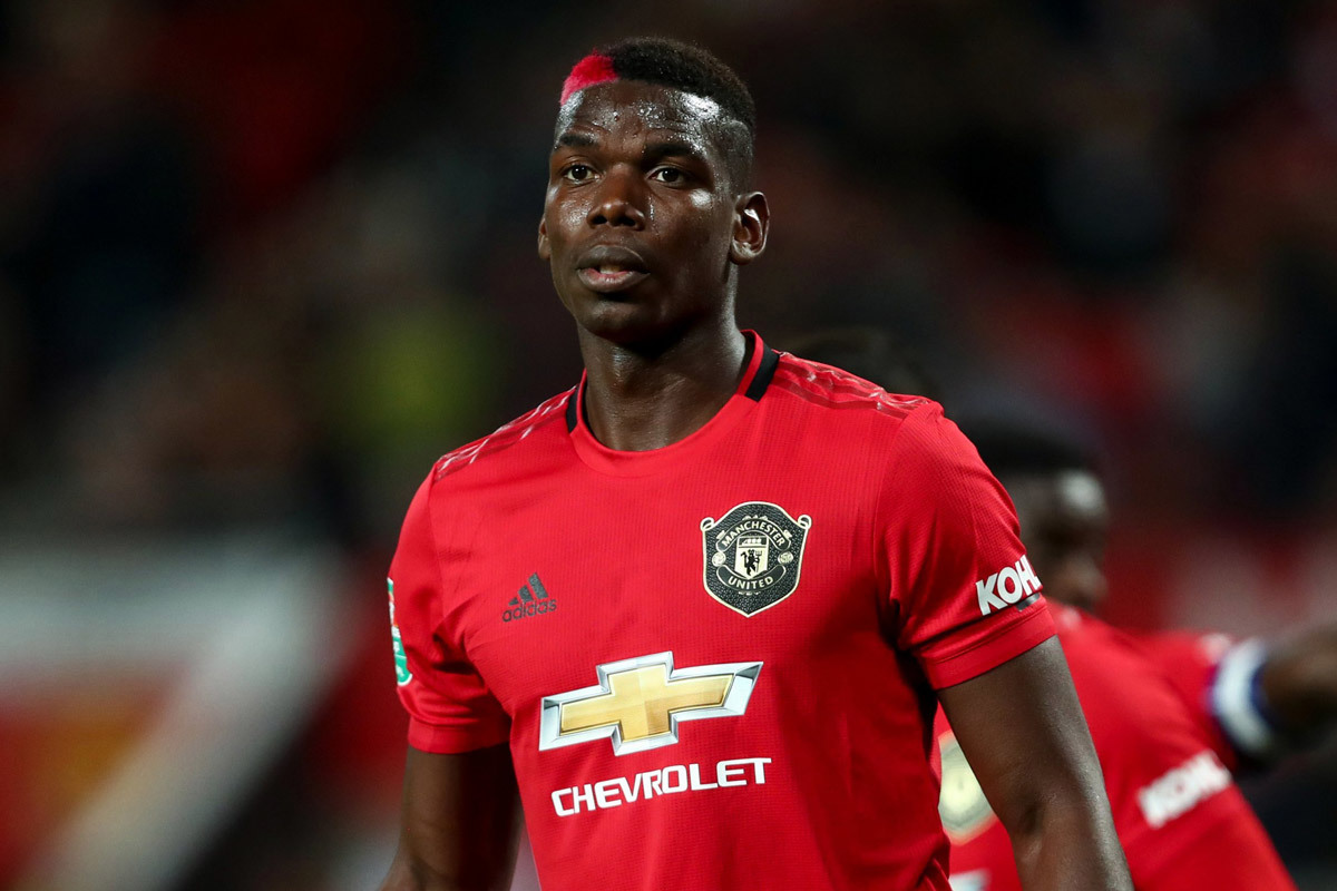 Paul Pogba to be convinced to stay at Man Utd with promise of Bruno Fernandes partnership - Bóng Đá