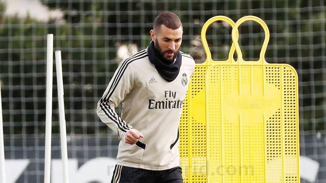 Benzema is Zidane's only centre-forward - Bóng Đá