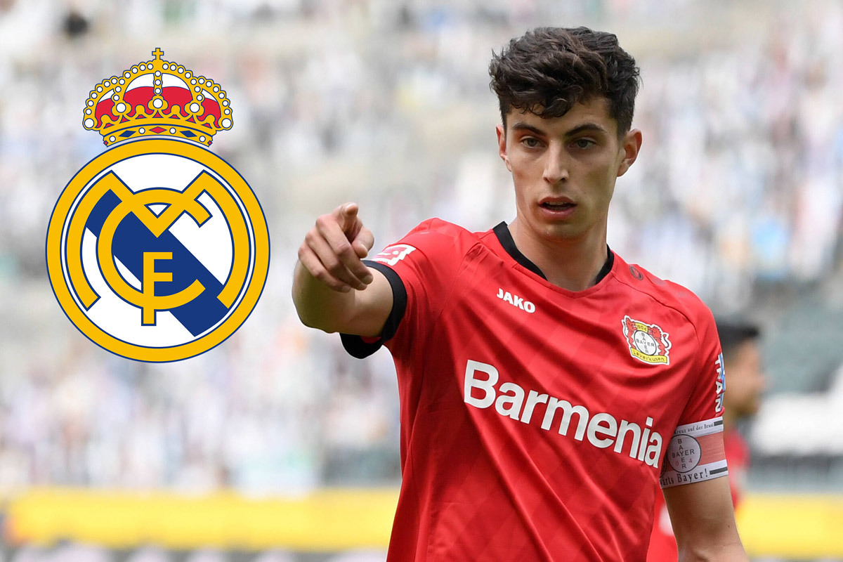 Real Madrid had Kai Havertz in the pipeline for this summer - Bóng Đá