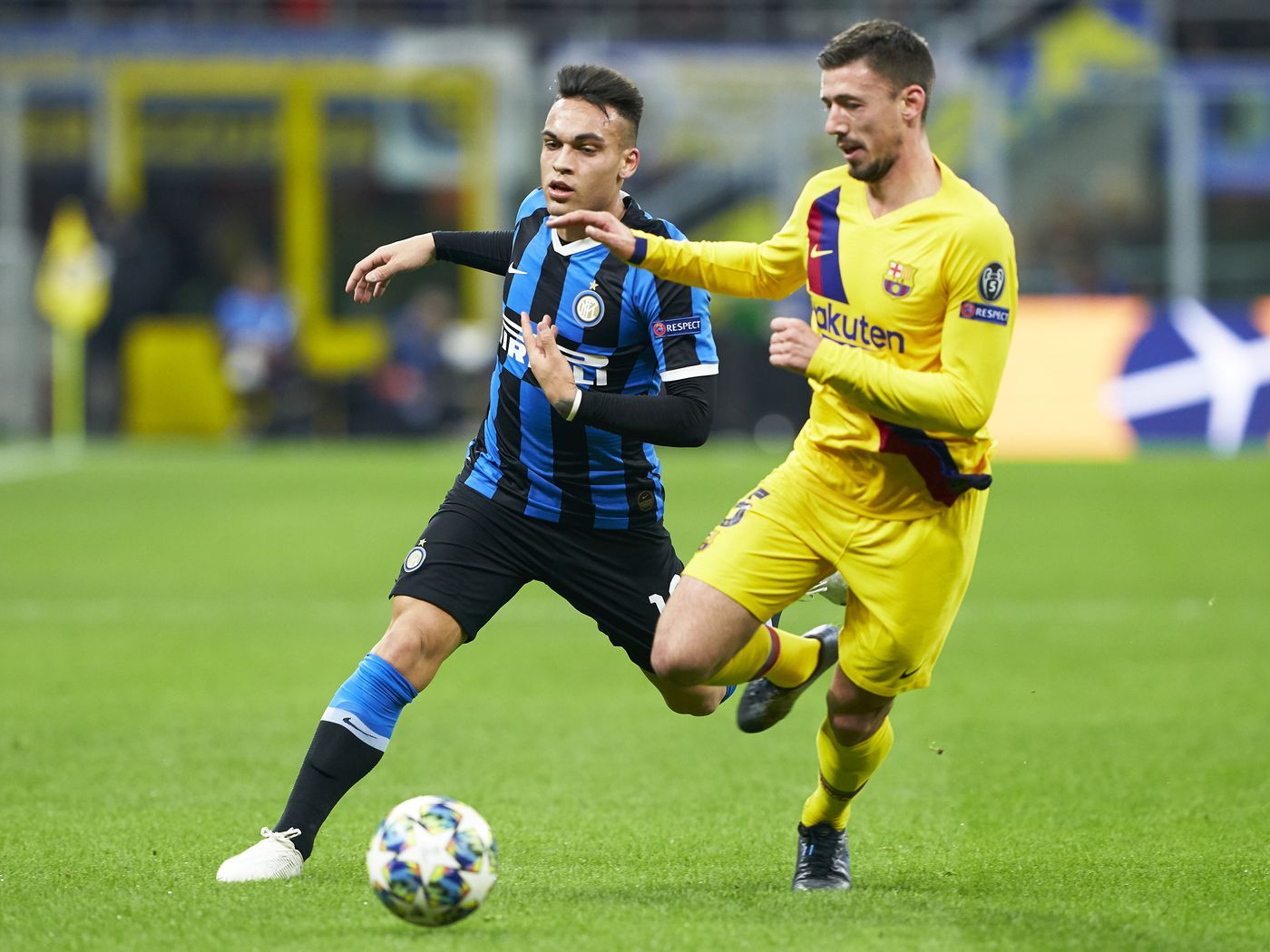 Barcelona have found the backing of an investment fund who would be able to back the 111 million euro signing of Inter's Lautaro Martinez. - Bóng Đá