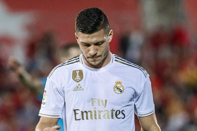 Hợp đồng còn 12 tháng, Real ra quyết định với Luka Jovic - Bóng Đá