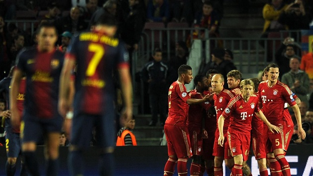 Nếu đánh bại Napoli, Barca sẽ gặp đối thủ nào ở tứ kết Champions League? - Bóng Đá