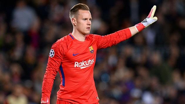 Ter Stegen wants to have 'more weight' in Barca's dressing room - Bóng Đá