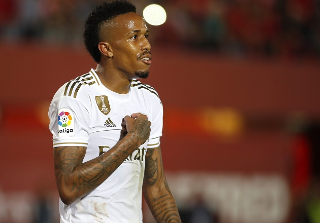 'Ramos won't be here but I will': Militao's message to Madrid fans ahead of Man City clash - Bóng Đá