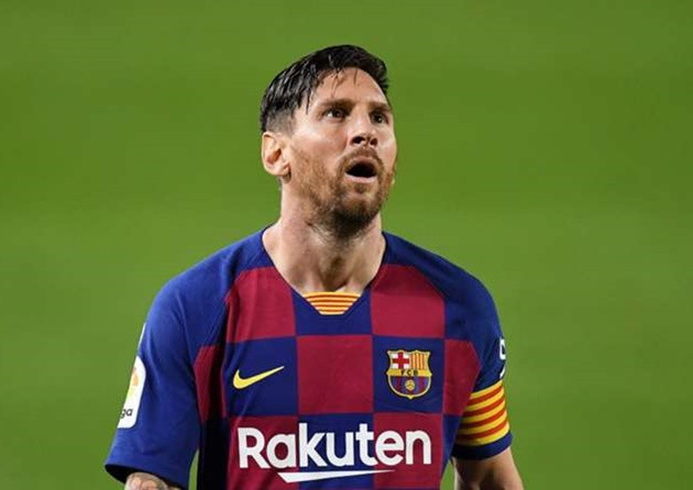 Inter concede Messi will likely retire at Barcelona - Bóng Đá