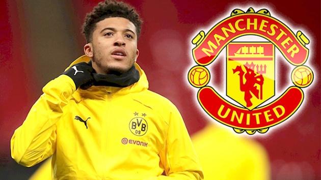 Đón Sancho, Man Utd sở hữu hàng công