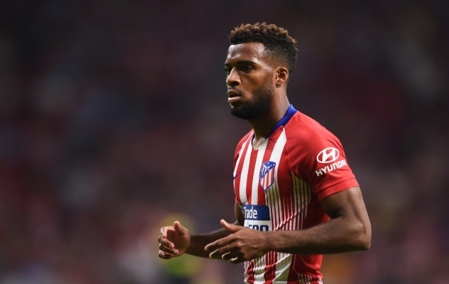 Atletico Madrid are eager to offload Thomas Lemar in order to lower the wage bill and free up transfer funds. - Bóng Đá