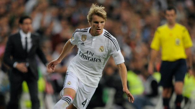 Odegaard's commitment to Zidane that Real Madrid will win again in Europe - Bóng Đá