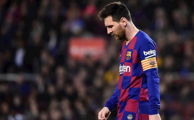 Ten reasons why Messi wants to leave Barcelona - Bóng Đá