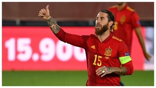 Sergio Ramos equals then overtakes Passarella as international football's highest scoring defender - Bóng Đá