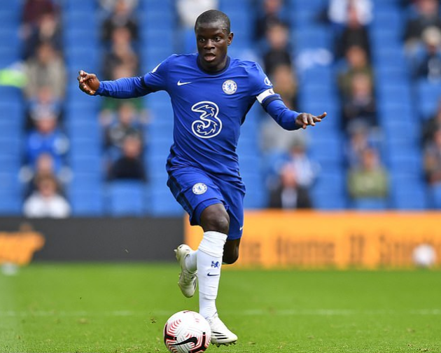 Chelsea prefer to sell star over N'Golo Kante after receiving Inter Milan swap deal offer - Bóng Đá