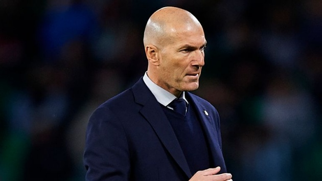 Zidane commits to the new generation - Bóng Đá