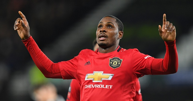 IGHALO WAITING FOR HIS OPPORTUNITY - Bóng Đá