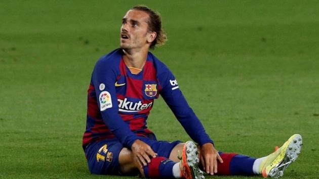 Hứng bão chỉ trích, Griezmann vẫn khiến CĐV Barca phát sốt  | Bóng Đá