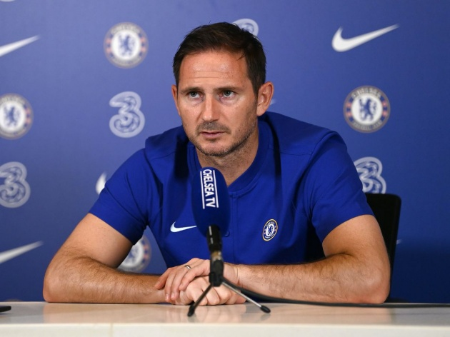 Manchester United's triumphant night in Paris shows Frank Lampard the big problem with his Chelsea side - Bóng Đá