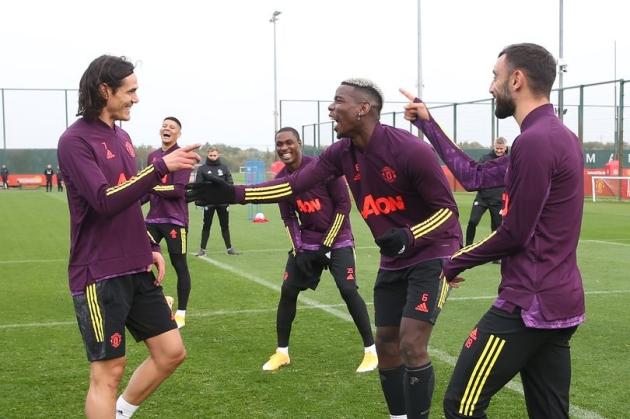 Manchester United have found perfect plan for using Edinson Cavani - Bóng Đá
